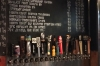 Beers on tap at Venice Brew House, LA