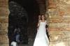 Bridal season. Alcazaba (Moorish Citadel), Malaga