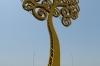 Electric tree. Parque Historico Nacional Loma de Tiscapa