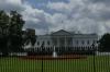 Back of the White House, Washington DC