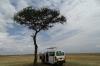Lunch stop, Masaimura National Reserve, Kenya