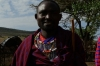 Masai man, Masaimara, Kenya