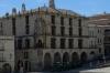 Palaces around Plaza Mayor, Trujillo