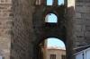 Gateway into the medieval village of Trujillo