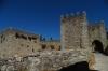 Castillo de Trujillo, outside walls