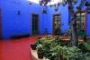 Garden. Frida Kahlo Museum