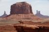 Cowboy. Monument Valley, AZ