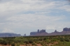 Last view of Monument Valley, AZ
