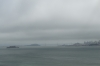 San Francisco Bay from Golden Gate Bridge, San Francisco