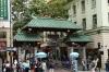 Gates to China Town, San Francisco
