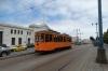 Street cars on the Embarcadero, San Francisco