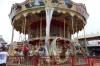 Merry-go-round at Pier 39, San Francisco