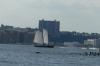 Hudson River near Greenwich Village, New York NY