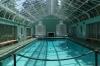 Swimming pool, Reynolda House, Winston-Salem NC