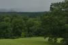 View over the Biltmore Estate, Asheville NC