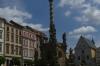 Marian Column, built after plague of 1713-1715, Olomouc, CZ