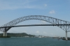 Bridge of the Americas, entrance to Panama Canal