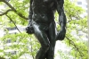 The Shade - Rodin statues at his museum in Philadelphia