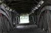 Herr's Mill Covered Bridge (aka Soudersburg Bridge) 1844, double arched, near Lancaster PA