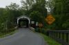 Lime Valley Covered Bridge (aka Huntzinger's Mill Bridge) 1871, near Lancaster PA