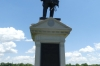 Abner Doubleday monument, Gettysburg PA