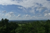 From the lookout at Culp's Hill Crest, Gettysburg PA