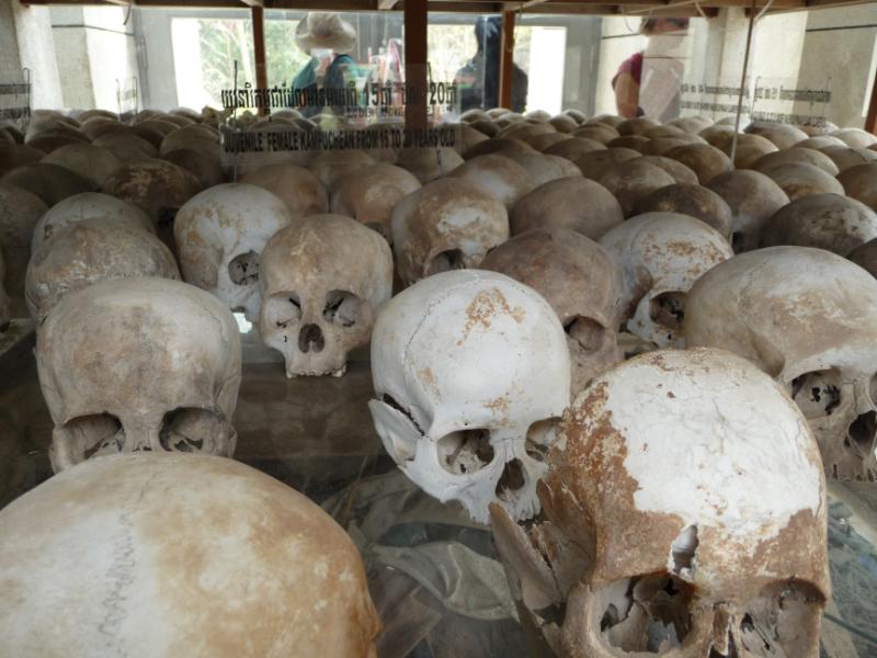 Killing Fields of Choeng Ek