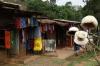Curio stores. Thompson Falls, Kenya