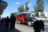 Bus-truck. Life in Santiago de Cuba