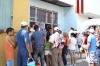 Queues. Life in Santiago de Cuba