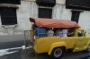 People movers in Santiago de Cuba