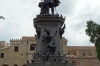 Statue to Christopher Columbus, Parque Colon, Santo Domingo