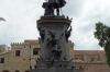 Statue to Christopher Columbus, Parque Colon, Santo Domingo