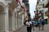 Calle El Conde (pedestrian street), San Domingo