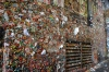 Gum Wall at Pike Place, Seattle