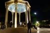 Tomb of Hafez, revered Iranian poet