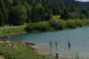 Summer in Dedinky above the Palcmanská Maša reservoir SK