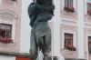 Kissing Students sculpture, Tartu EE