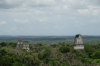 View from Temple IV, the highest