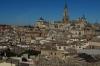 Toledo skyline from Alumnia de San Miguel (hotel)