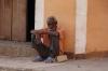 Life in Trinidad city, Cuba