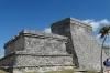 Archaeological ruins of Tulum called Zama