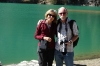 Bruce & Thea at the Grand Canyon of Urumqi