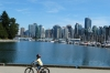Vancouver City from Stanley Park