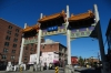 Millenium Gate in Chinatown, Vancouver