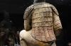 Kneeling archer, Terracotta warriors of Emperor Qin, pit 2 cavalry, Xi'an