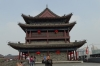 14.5km bike ride around the ancient city wall of Xi'an