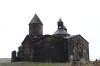 The Saghmosavank, 13th-century Armenian monastic complex